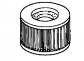 Genuine Honda Oil Filter Element 15410KEA305